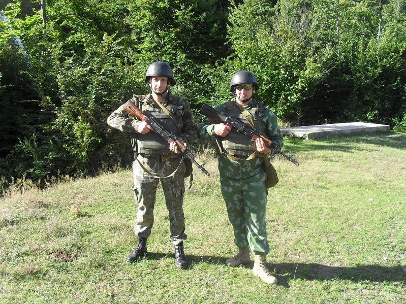 На Ужгородщині закарпатські лісівники влаштували «війну»