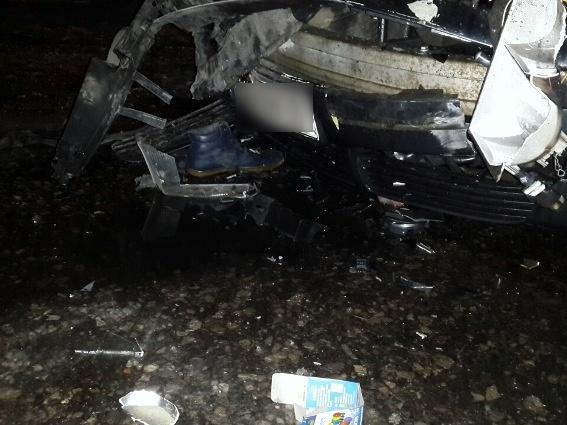 На Рахівщині у ДТП загинув чоловік, який прикрашав вулиці гірляндами
