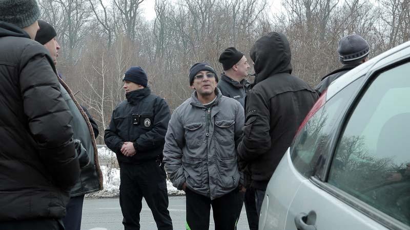 Пересічники Закарпаття долучилися до безстрокової акції протестів «За розмитнення авто як в ЄС»