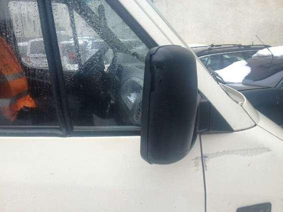 На Хустщині смертельна ДТП: мікроавтобус переїхав чоловіка
