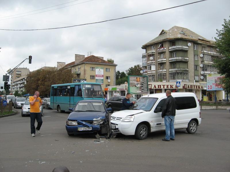аварія на проспекті1