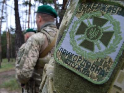 Закарпатті прикордонники затримали білоруса без документів