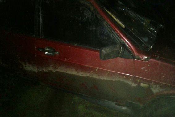 За минулі вихідні випадки керування транспортними засобами в стані  алкогольного сп яніння працівники поліції задокументували в Берегівському b7ef101f788be