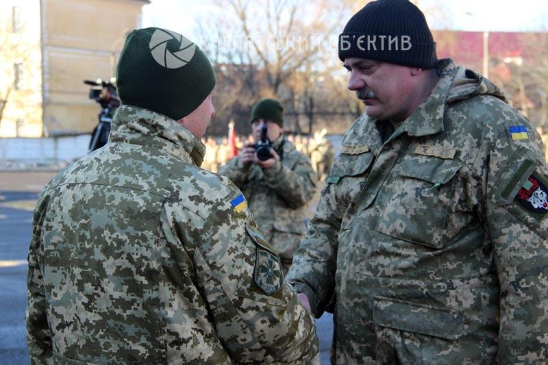 Легендарна 128-ма гірсько-піхотна бригада повернулася додому. ФОТО, ВІДЕО