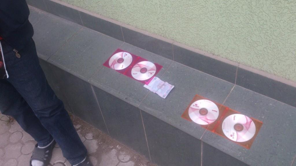 Іршавчанин торгував на ринку порнографічними DVD-дисками