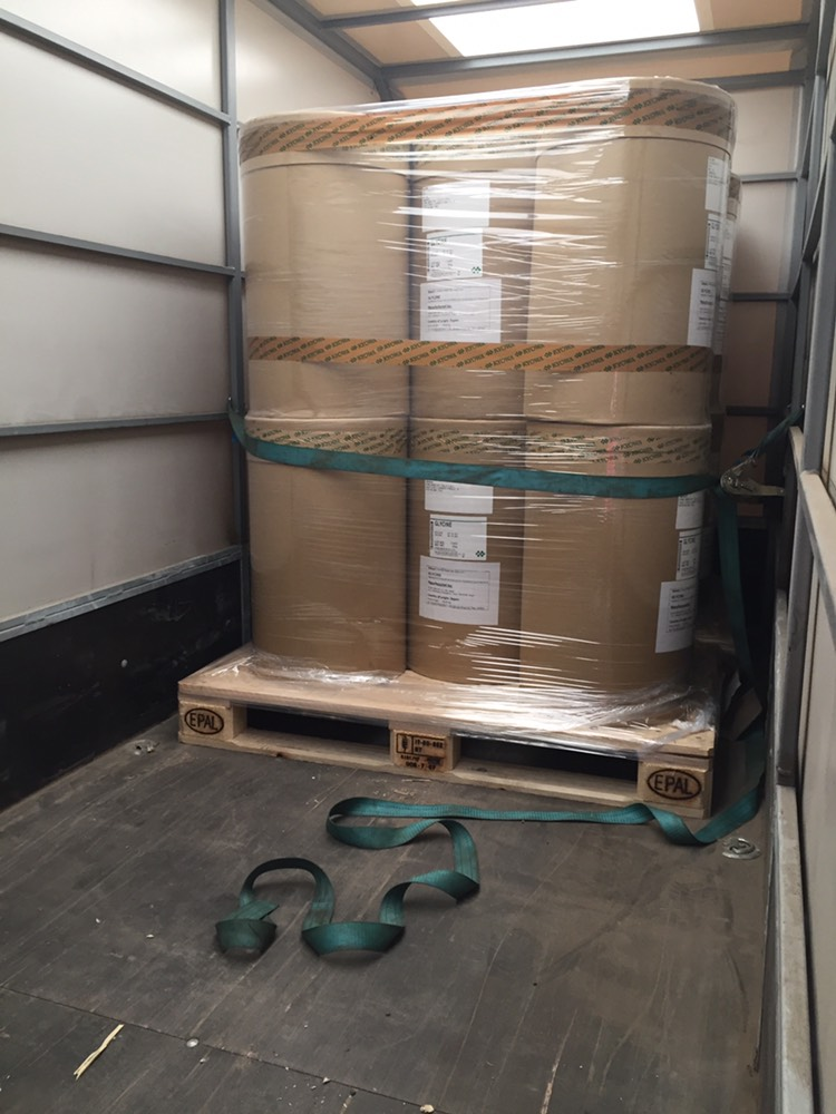 У Чопі затримали вантажівку з підробленими документами на товар, який нею перевозили