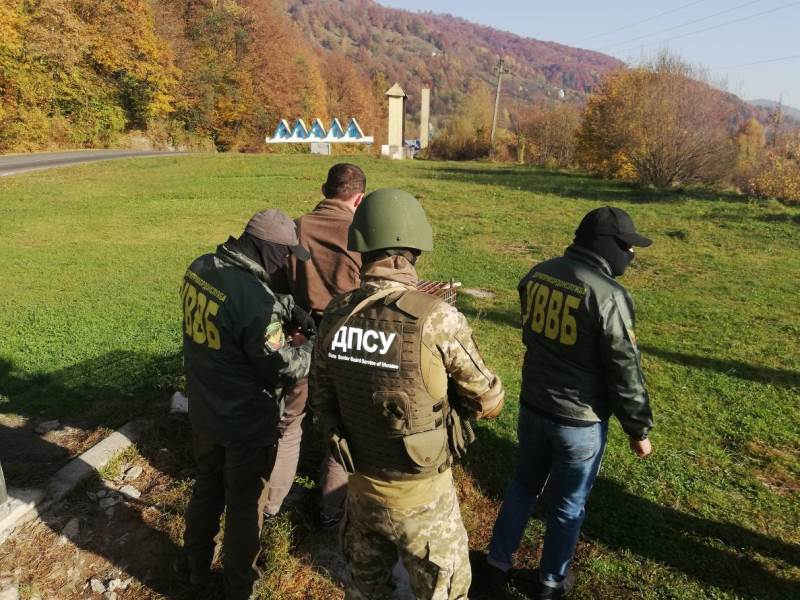 Член злочинного угрупування намагався підкупити закарпатського прикордонника