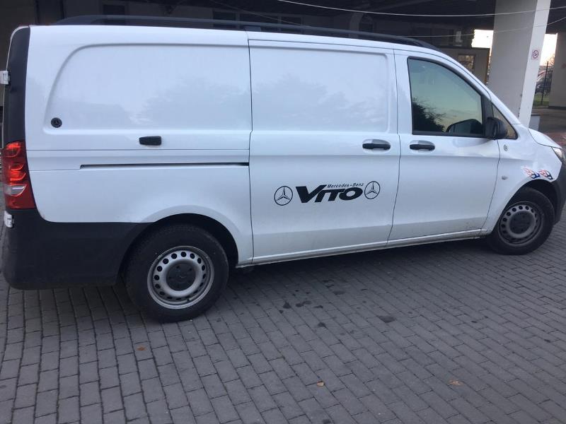 На митному пості «Тиса» вилучили мікроавтобус «Mercedes-Benz»