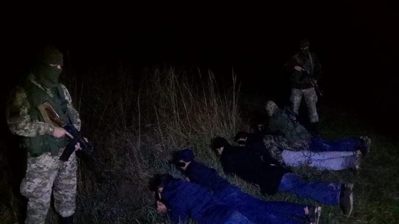 П'ятеро нелегалів не добралися до Словаччини через Березнянщину