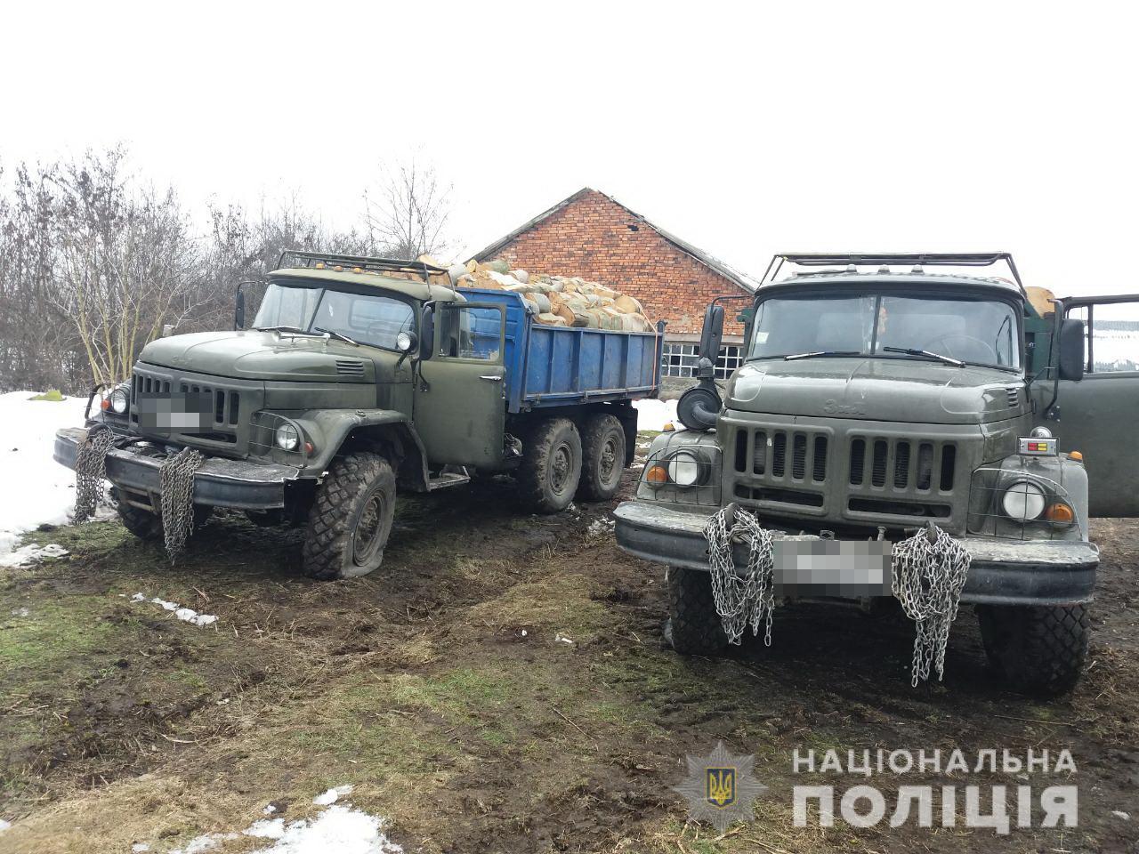 Збройний напад: у закарпатця відібрали два вантажні автомобілі