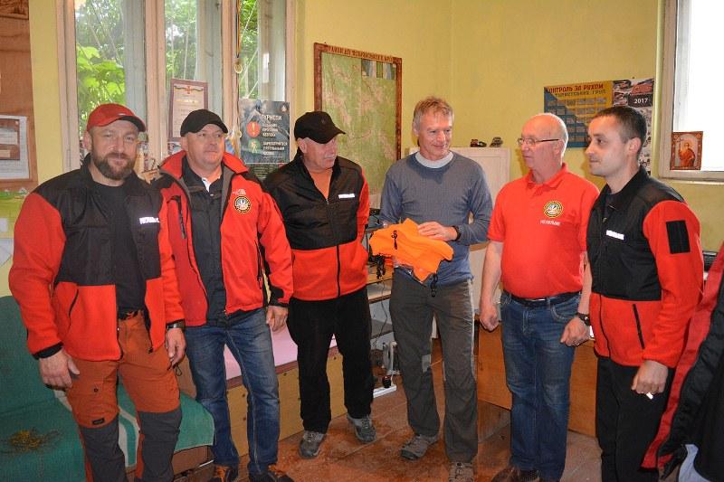 Закарпатські та чеські рятувальники об'єднують зусилля задля безпеки відпочиваючих у Карпатах