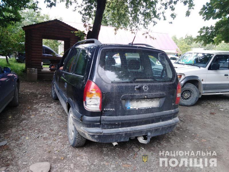 На Закарпатті виявили за добу 6 нетверезих водіїв, один з яких - таксист