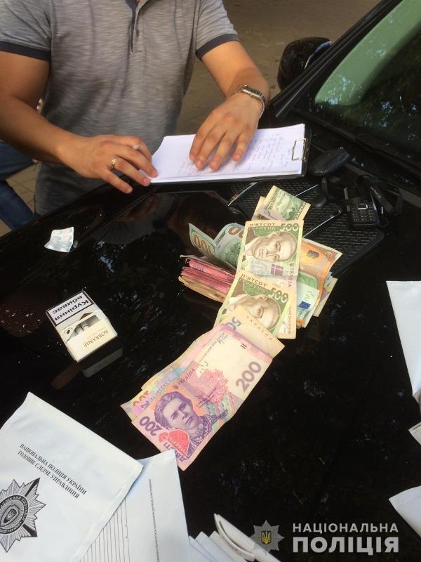 У Хусті затримали групу збувачів наркотиків