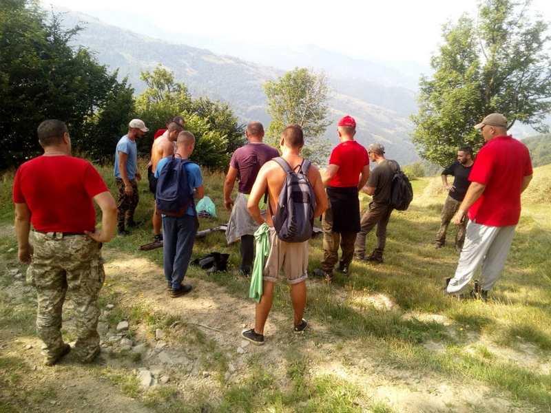 У горах Закарпаття на 4 день пошуків знайшли 90-річного дідуся