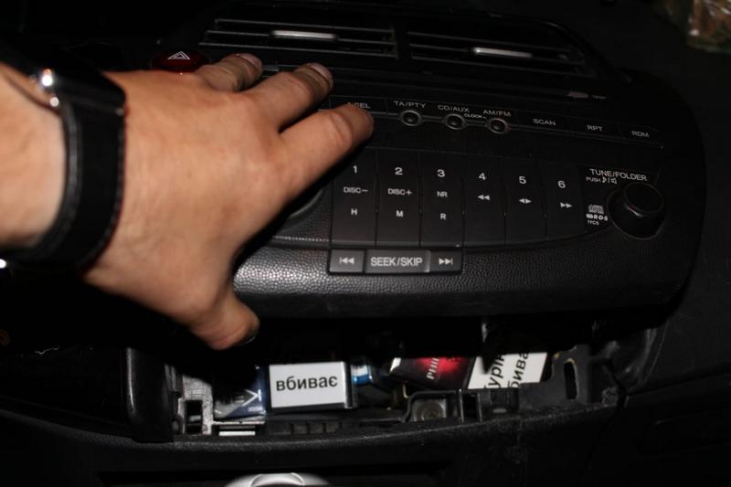 Угорець позбувся авто на ПП «Лужанка» через 100 пачок сигарет