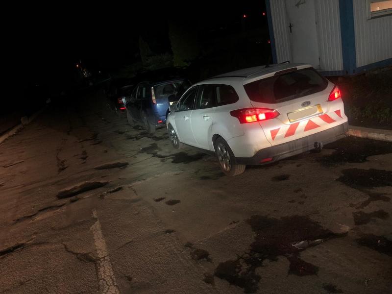 На Закарпатській митниці вилучено три імпортовані автомобілі. ФОТО