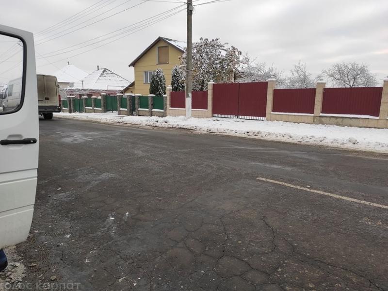 У Виноградівському районі сталася ДТП за участі двох мікроавтобусів