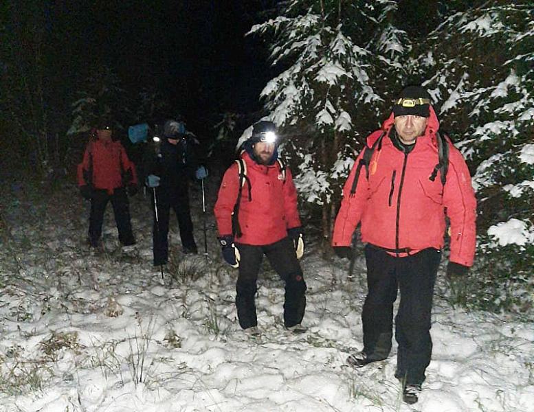 У горах Рахівщини розшукали туристів з Вінниці